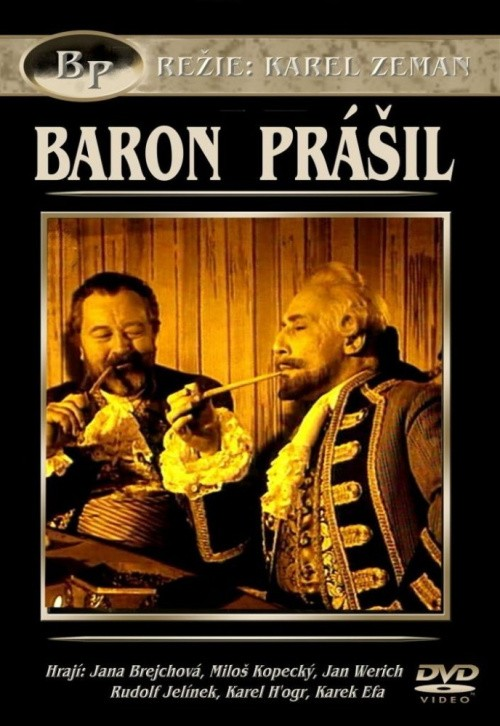 Baron Prasil is similar to Thrillmasters: Behind Enemy Lines.