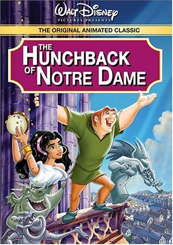 The Hunchback of Notre Dame is similar to Finishing Touch.