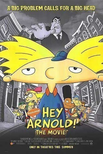 Hey Arnold! The Movie is similar to Cats Don't Dance.