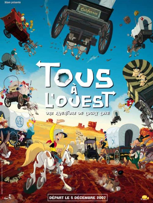 Tous a l'Ouest: Une aventure de Lucky Luke is similar to The Beautiful Ones.