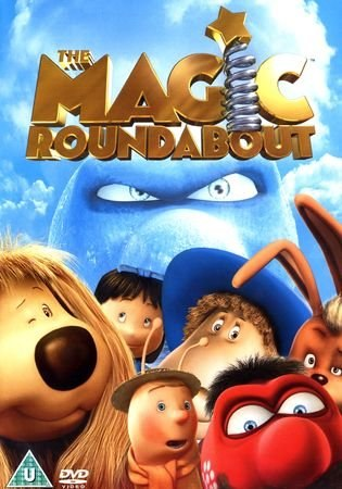 The Magic Roundabout is similar to Napoleon Dynamite.