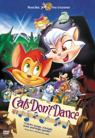 Cats Don't Dance is similar to Werner - Das muss kesseln!!!.