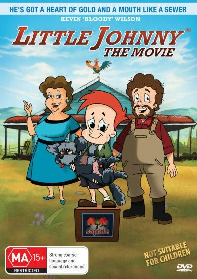 Little Johnny the Movie is similar to The Rudiments of Flying.